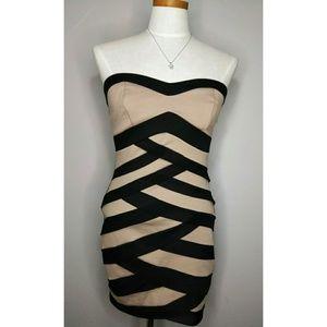 Ruby Rox Tube Top Dress